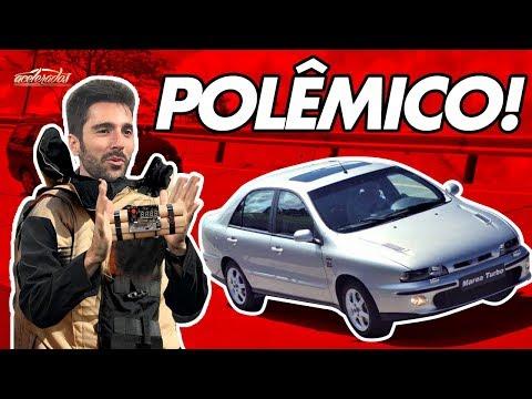 Da Glória Aos Memes: Fiat Marea, O Carro Que Quebrou Recordes - Tudo Sobre #26 | Acelerados