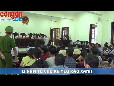 U67 nhận án 12 năm tù về tội hiếp dâm trẻ em