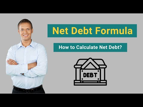 Net Debt Formula (Example) | How to Calculate Net Debt?