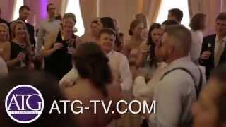 Wedding DJ Jack Sumner at Hotel Concord – Sontice & Nicole