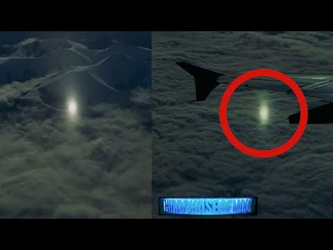 Check It Out! Atmospheric Phenomenon At 30k Feet? Or Something Other Worldly! 2019-2020