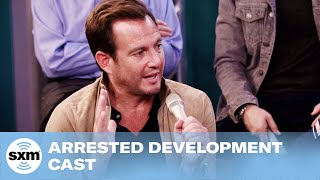 Will Arnett on turning down a stuntman + reveals details from second half of season 5