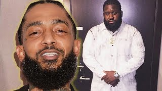 Nipsey Hussle Bodyguard Retires After Eric Holder Faces Life In Prison