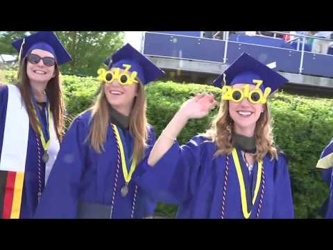 University of Delaware Commencement 2017 Full Ceremony