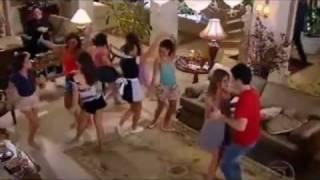 Jorge, Luciana e Miguel - El Tango de Roxanne