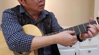 Hướng dẫn intro và đệm guitar bài. BÀI THÁNH CA BUỒN.