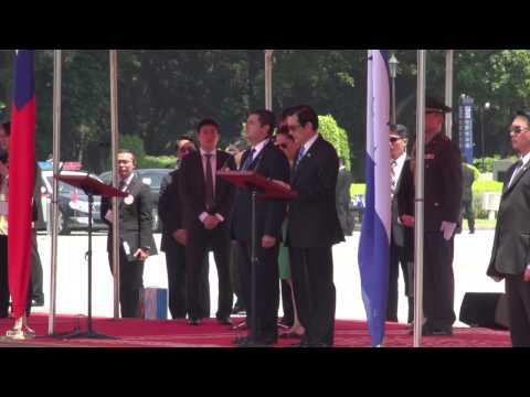 ENVIO 01 Ceremonia de bienvenida con honores militares