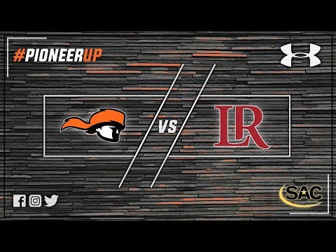 Tusculum University Baseball Vs Lenior-Rhyne (Game 3)