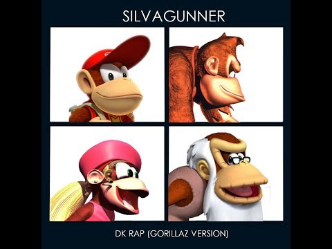 DK Rap Gorilla Version Lyrics