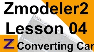 Zmodeler2 - Lesson 04, Converting Audi RS4 to GTA SA ( HD with voice )