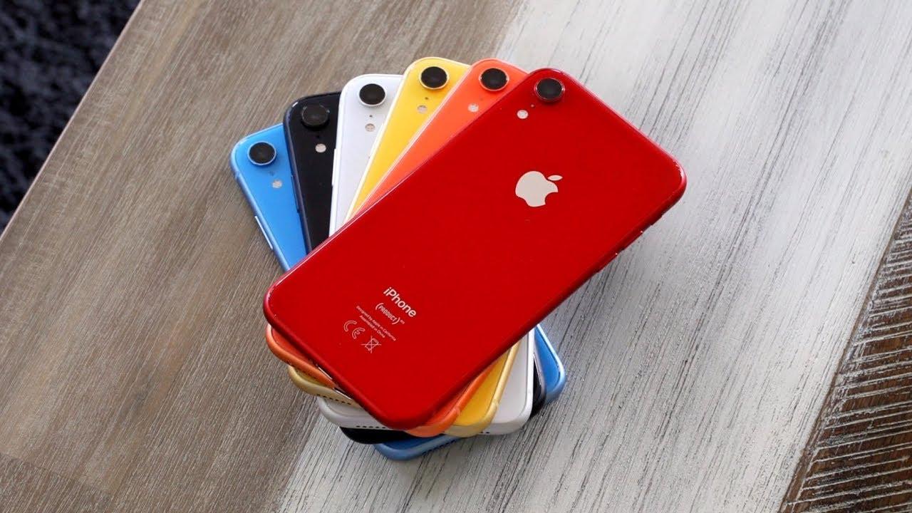 Iphone Xr Farbvergleich Welches Modell Passt Zu Dir Felixba Youtube