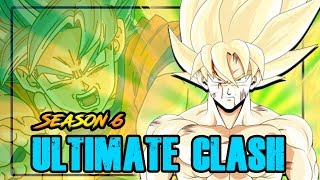 NEW SEASON 6 ULTIMATE CLASH IS NOW LIVE! | RUNNING ENTIRE EVENT | DRAGON BALL Z DOKKAN BATTLE