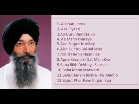 Few Shabads sung beautifully by Bhai Harjinder Singh Ji, Srinagar Wale   GurbaniKirtanNonStop