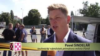 Plzeň v kostce (31.8.-6.9.2015)