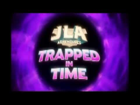 JLA Adventures   Trapped In Time 2014
