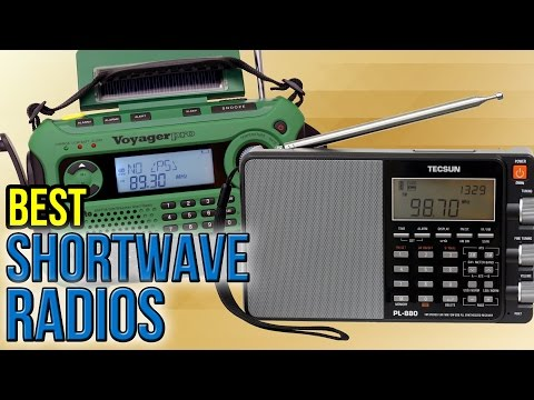 10 Best Shortwave Radios 2017