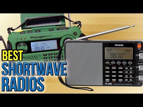 10 Best Shortwave Radios 2017 - YouTube