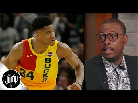 Giannis will develop respectable jumper soon, and thats scary - Paul Pierce | The Jump