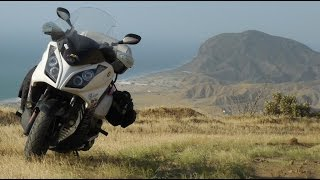 KYMCO Downtown 300i Super Dink Colombia-Perú 9000 ...
