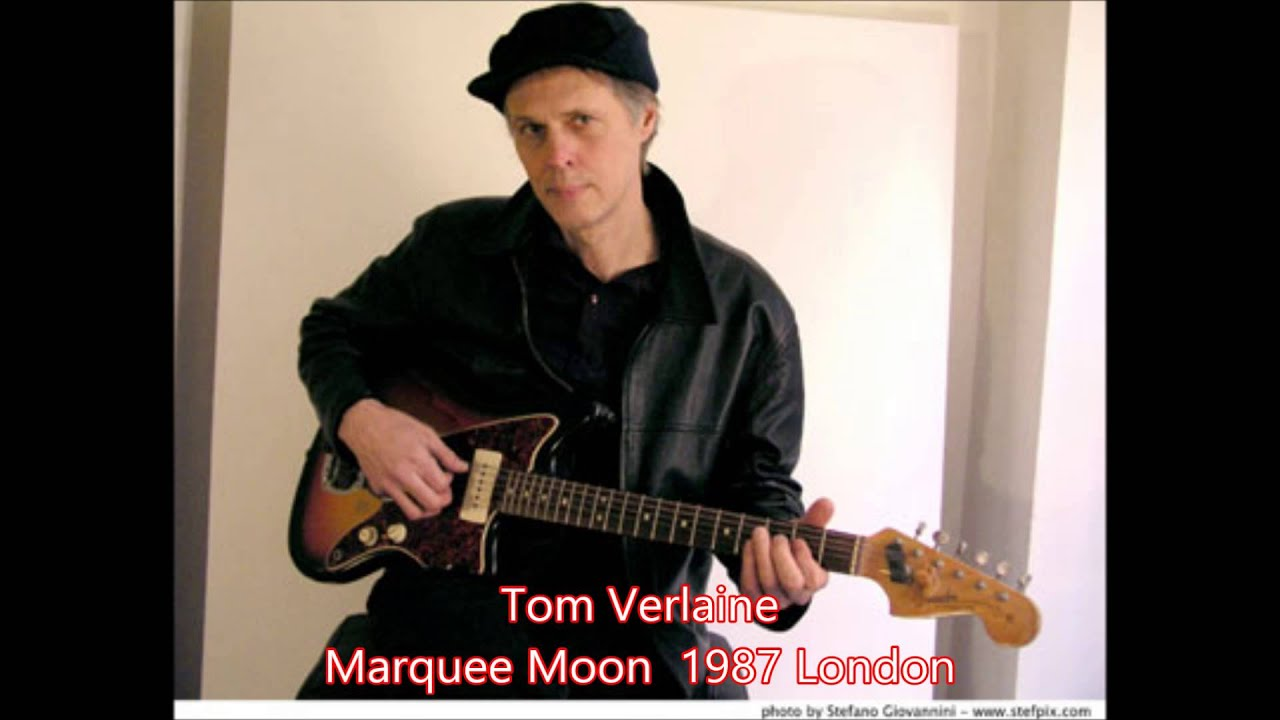 how to play marquee moon