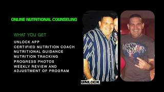 Online Nutritional Counseling by Unlock Health & Wellness LLC