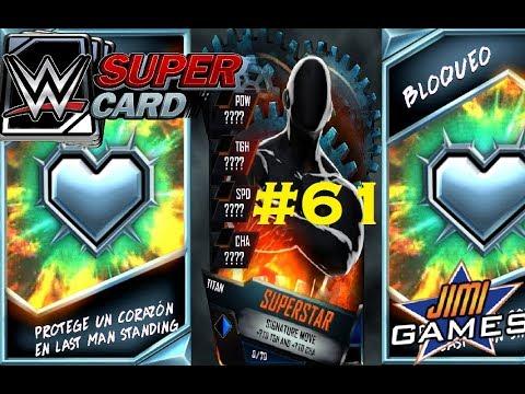 SuperCard S4 #61 Mi Freebie TiTan