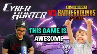 Cyber Hunter is Actually Awesome - Better than PUBG Mobile and Free Fire!!??