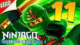 Finalmente o Lloyd apareceu! - LEGO Ninjago Shadow of Ronin #11 [Legendado!] PT-BR