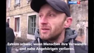 Donbass: Journalist Graham Phillips..