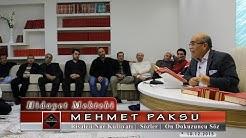 Mehmet Paksu - Risale-i Nur Külliyatı -  Sözler - On Dokuzuncu Söz