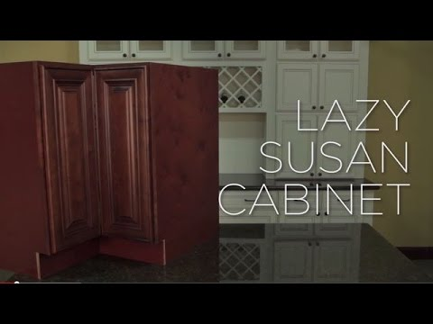 How To Assemble A Lazy Susan Cabinet Youtube