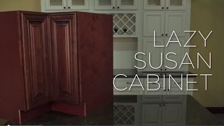 How to Assemble a Lazy Susan Cabinet