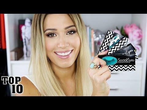 Top 10 Best Make-Up Guru's On Youtube