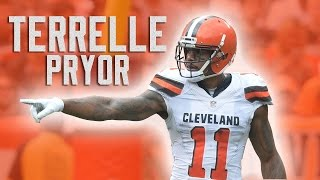 Terrelle Pryor || Dont Need Em