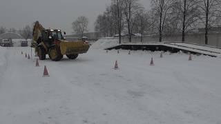 Экзамен на тракторе. Права тракториста-машиниста.(, 2013-03-19T17:41:02.000Z)