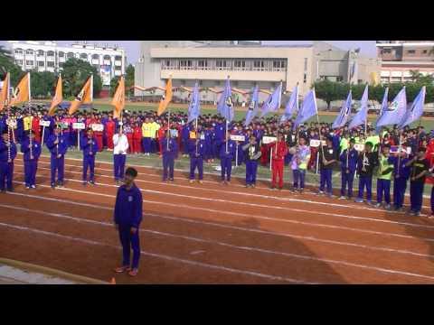 20161216-北中運動會運動員宣誓