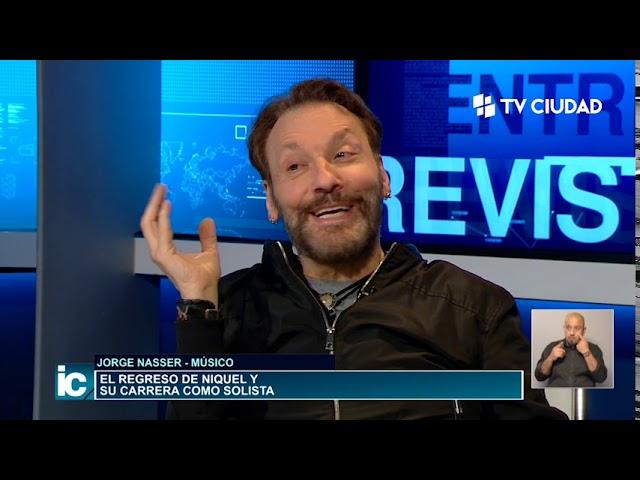 Informe Capital | Entrevista a Jorge Nasser