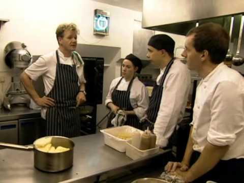 Gordon Ramsay - Chef ohne Gnade - Koch ohne Dampf