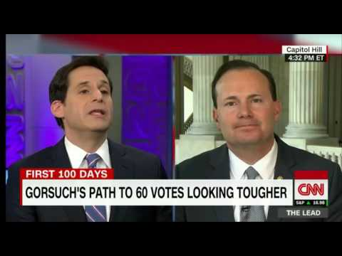 CNN Host Learns Not to Argue With Senator Mike Lee