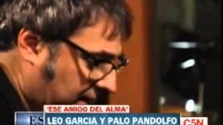 Como mata el viento norte (Palo Pandolfo, Leo Garcia, Lito vitale