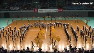 JAPAN CUP 2012 高校マーチングバンド部門