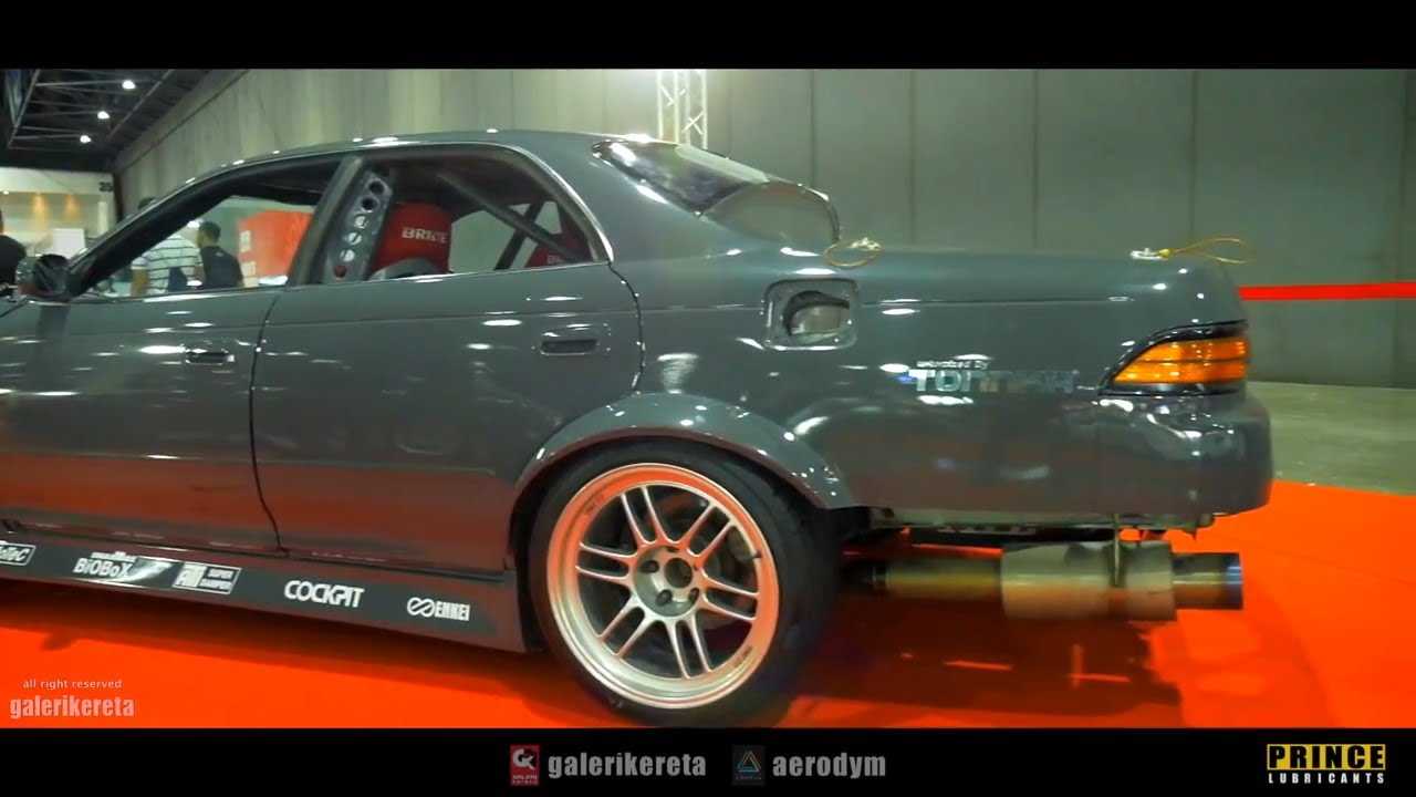 Toyota Mark 2 (JZX90) Modified