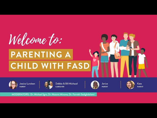 FASD Series | Parenting a Child with FASD
