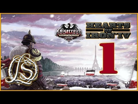 Hearts of Iron 4: KAISERREICH - German Empire - 1
