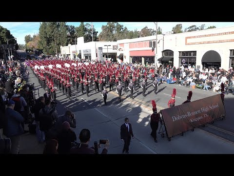 Dobyns-Bennett High School Marching Band - 2020 Pasadena Rose Parade