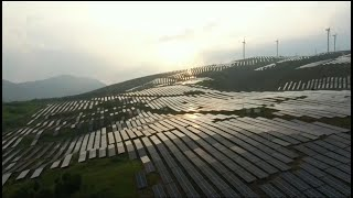 Traditional coal producer in China's Henan embraces green development