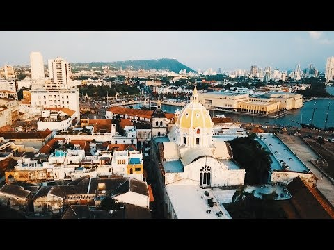 Cartagena - Colombia Cinematic Film