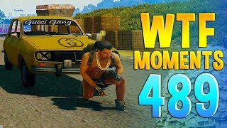 PUBG Daily Funny WTF Moments Highlights Ep 489