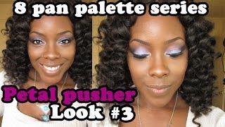 Wet n Wild Petal pusher look #3│Collab pharaohs muse