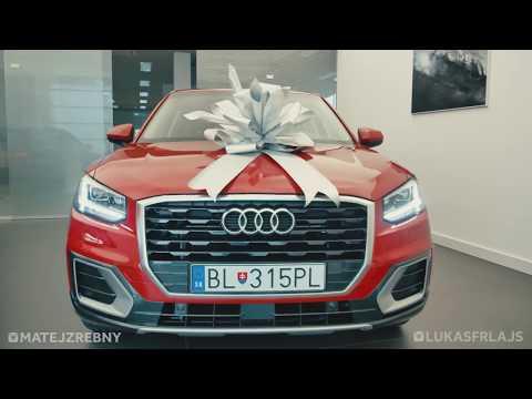 Dostali sme nové autá od Audi   Zrebný & Frlajs   EXTRA